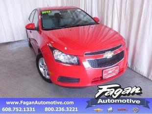 2014 Chevrolet Cruze Sedan for sale in Janesville for $20,183 with 12,878 miles.