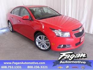 2014 Chevrolet Cruze Sedan for sale in Janesville for $23,870 with 18,851 miles.