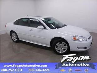 2014 Chevrolet Impala Limited Sedan for sale in Janesville for $19,250 with 12,028 miles.