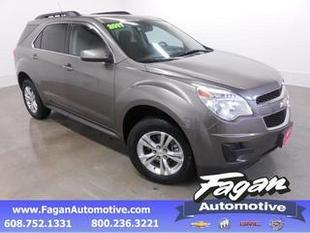2011 Chevrolet Equinox SUV for sale in Janesville for $20,850 with 22,104 miles.