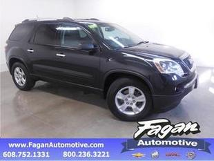 2011 GMC Acadia SUV for sale in Janesville for $22,975 with 48,438 miles.