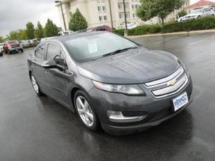 2012 Chevrolet Volt Base Hatchback for sale in Billings for $22,900 with 25,367 miles.