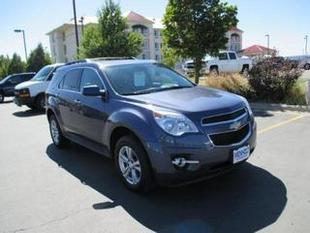 2013 Chevrolet Equinox SUV for sale in Billings for $26,900 with 35,408 miles.