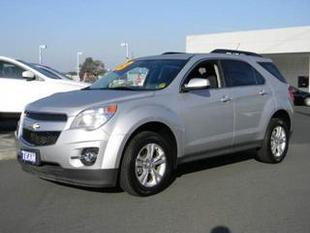 2013 Chevrolet Equinox SUV for sale in Vallejo for $22,900 with 36,999 miles.
