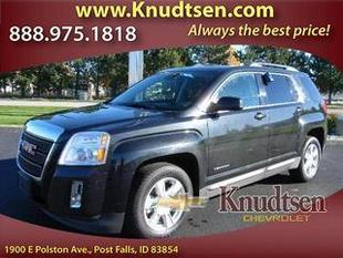 2013 GMC Terrain SUV for sale in Post Falls for $24,995 with 32,824 miles.
