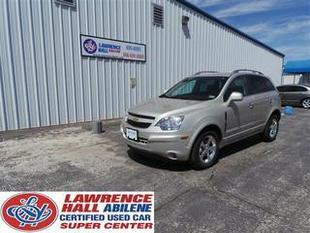 2014 Chevrolet Captiva Sport SUV for sale in Abilene for $20,180 with 15,748 miles.