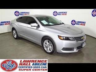 2014 Chevrolet Impala Sedan for sale in Abilene for $23,995 with 12,444 miles.