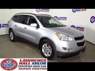 2012 Chevrolet Traverse SUV for sale in Abilene for $21,995 with 54,896 miles.