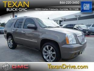 2013 GMC Yukon SUV for sale in Humble for $47,616 with 35,190 miles.