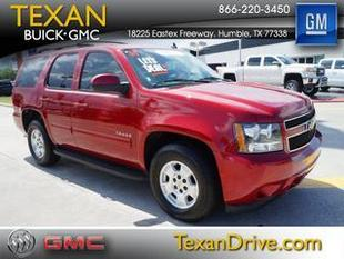 2014 Chevrolet Tahoe SUV for sale in Humble for $37,931 with 23,582 miles.