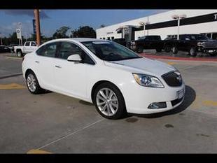 2014 Buick Verano Sedan for sale in Humble for $22,703 with 14,740 miles.