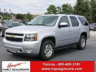 2014 Chevrolet Tahoe SUV for sale in Toccoa for $37,022 with 13,771 miles.