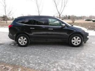 2012 Chevrolet Traverse SUV for sale in Canandaigua for $22,809 with 38,000 miles.