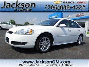2014 Chevrolet Impala Limited Sedan for sale in Lafayette for $20,995 with 11,919 miles.