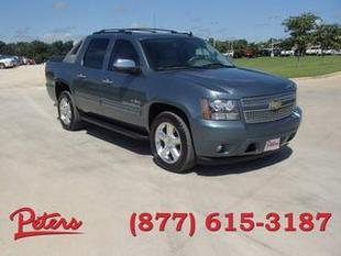 2011 Chevrolet Avalanche Crew Cab Pickup for sale in Longview for $31,995 with 50,606 miles.