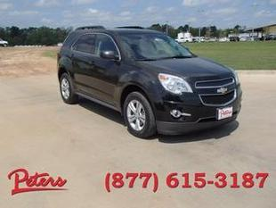 2013 Chevrolet Equinox SUV for sale in Longview for $25,995 with 40,518 miles.