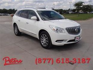 2013 Buick Enclave SUV for sale in Longview for $34,995 with 35,880 miles.