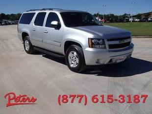 2013 Chevrolet Suburban SUV for sale in Longview for $36,995 with 36,259 miles.