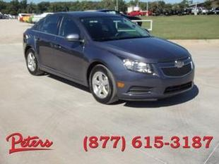2014 Chevrolet Cruze Sedan for sale in Longview for $17,995 with 19,138 miles.