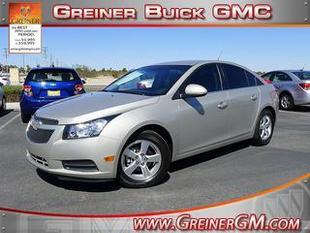 2013 Chevrolet Cruze Sedan for sale in Victorville for $16,993 with 47,916 miles.