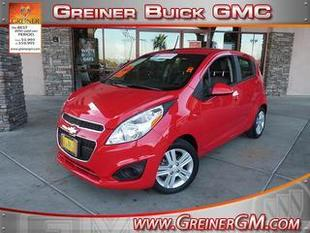 2013 Chevrolet Spark Hatchback for sale in Victorville for $13,993 with 21,447 miles.