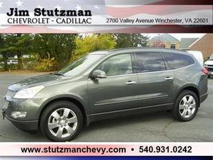 2011 Chevrolet Traverse SUV for sale in Winchester for $27,950 with 64,128 miles.