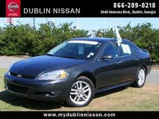 2013 Chevrolet Impala Sedan for sale in Dublin for $16,988 with 39,864 miles.