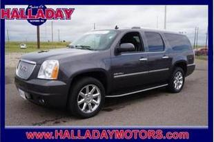 2011 GMC Yukon XL SUV for sale in Cheyenne for $39,965 with 62,592 miles.