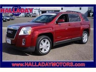 2011 GMC Terrain SUV for sale in Cheyenne for $24,965 with 34,725 miles.