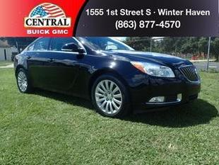 2012 Buick Regal Sedan for sale in Winter Haven for $29,995 with 53,317 miles.