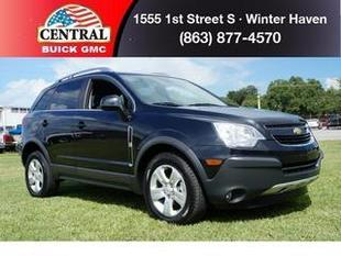 2014 Chevrolet Captiva Sport SUV for sale in Winter Haven for $18,350 with 22,291 miles.