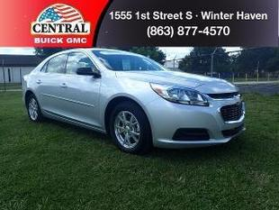 2014 Chevrolet Malibu Sedan for sale in Winter Haven for $18,310 with 13,108 miles.