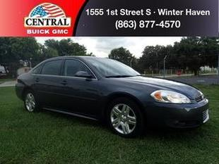 2011 Chevrolet Impala Sedan for sale in Winter Haven for $14,800 with 33,135 miles.