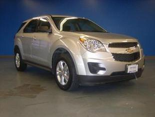 2012 Chevrolet Equinox SUV for sale in Fairbanks for $20,999 with 48,227 miles.