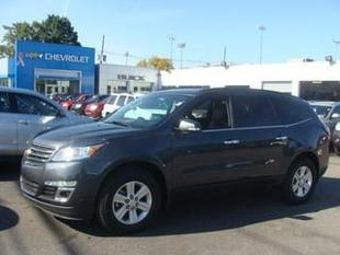 2014 Chevrolet Traverse SUV for sale in East Rutherford for $33,988 with 4,182 miles.