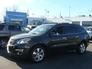2014 Chevrolet Traverse SUV for sale in East Rutherford for $35,988 with 12,202 miles.