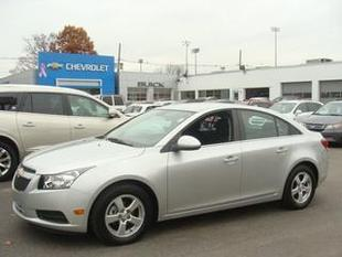 2014 Chevrolet Cruze Sedan for sale in East Rutherford for $13,995 with 13,402 miles.