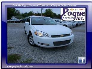 2012 Chevrolet Impala Sedan for sale in Powderly for $14,990 with 42,607 miles.