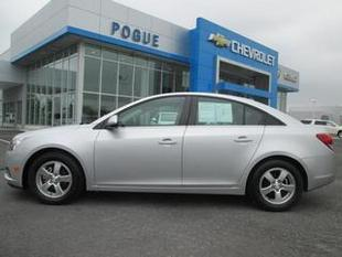 2014 Chevrolet Cruze Sedan for sale in Powderly for $19,990 with 27,358 miles.