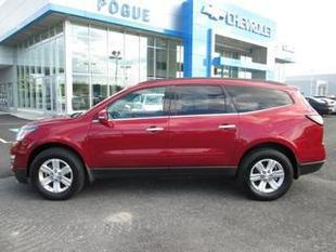 2014 Chevrolet Traverse SUV for sale in Powderly for $29,990 with 12,168 miles.