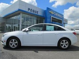 2013 Chevrolet Cruze Sedan for sale in Powderly for $14,990 with 53,668 miles.