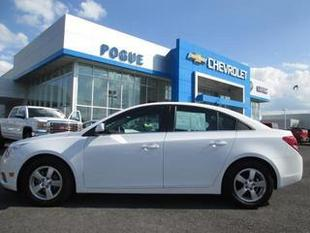 2013 Chevrolet Cruze Sedan for sale in Powderly for $14,990 with 44,712 miles.