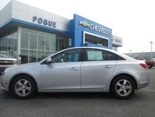 2013 Chevrolet Cruze Sedan for sale in Powderly for $14,990 with 48,102 miles.