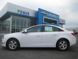 2013 Chevrolet Cruze Sedan for sale in Powderly for $14,990 with 41,919 miles.