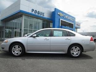 2013 Chevrolet Impala Sedan for sale in Powderly for $14,990 with 48,942 miles.