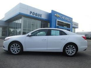 2013 Chevrolet Malibu Sedan for sale in Powderly for $15,990 with 39,176 miles.