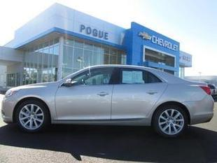 2013 Chevrolet Malibu Sedan for sale in Powderly for $15,990 with 39,432 miles.