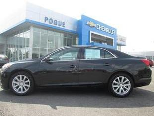 2013 Chevrolet Malibu Sedan for sale in Powderly for $15,990 with 39,164 miles.