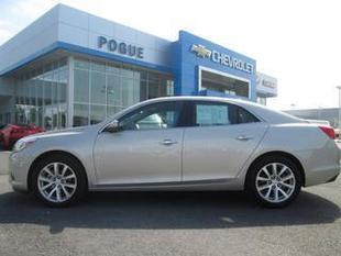 2013 Chevrolet Malibu Sedan for sale in Powderly for $16,990 with 38,322 miles.