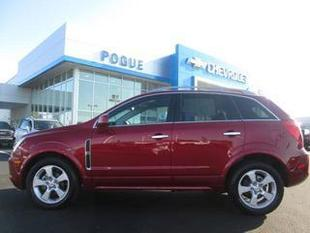 2014 Chevrolet Captiva Sport SUV for sale in Powderly for $18,990 with 23,981 miles.
